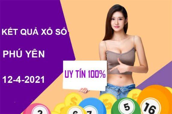 Phân tích xổ số Phú Yên thứ 2 ngày 12/4/2021