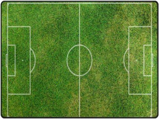 Kích thước sân bóng đá 9 người theo tiêu chuẩn quốc tế