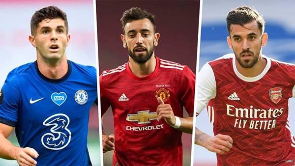 TOP 10 đội bóng có áo đấu đẹp nhất mùa giải 2020-2021