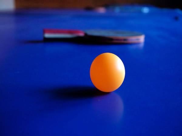 Kích thước quả bóng bàn tiêu chuẩn quốc tế là bao nhiêu