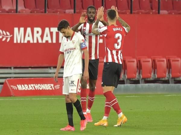 Tin bóng đá chiều 4/5: Sevilla lỡ cơ hội bám đuổi Top 3