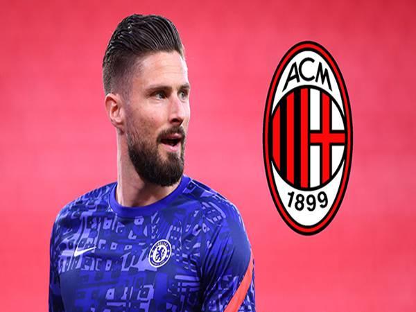 Tin thể thao chiều 14/6: AC Milan đạt thỏa thuận với Giroud