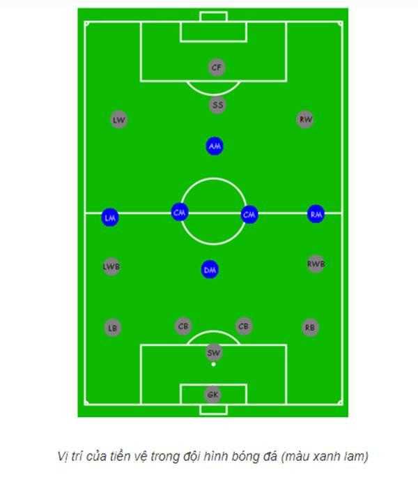 Vị trí trong bóng đá