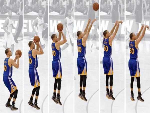 Cách ném bóng rổ cơ bản và chính xác nhất cần biết