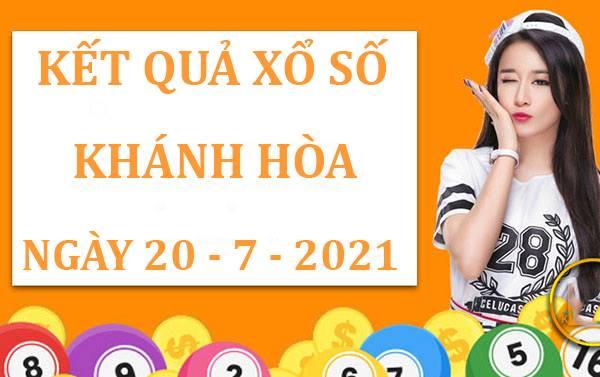 Phân tích KQXS Khánh Hòa thứ 4 ngày 21/7/2021