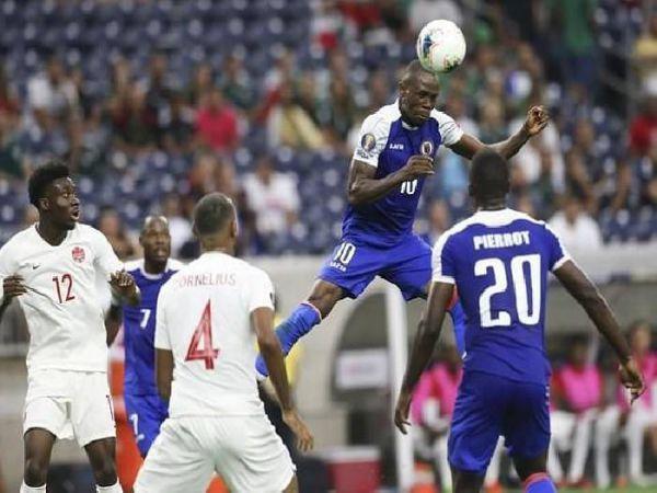 Nhận định kèo Haiti vs Canada, 6h30 ngày 16/7 - Concacaf Gold Cup