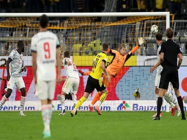 Tin thể thao sáng 18/8: Dortmund 1-3 Bayern Munich