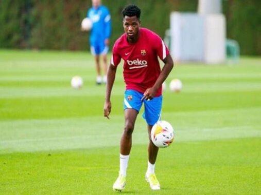 Tin Barca 20/9: Barcelona lên kế hoạch đưa Ansu Fati trở lại