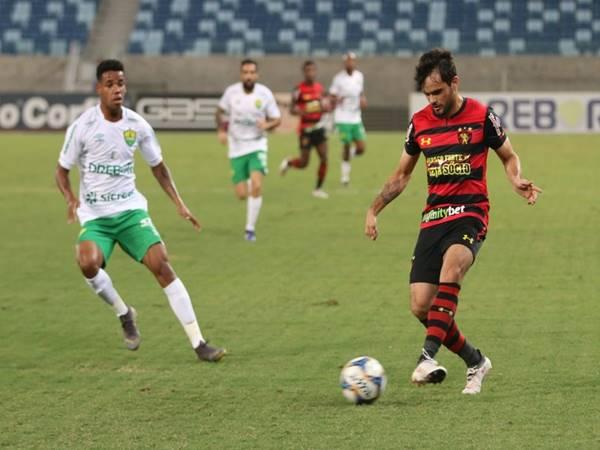 Nhận định kèo Châu Á Cuiaba vs Sport Recife (5h00 ngày 15/10)